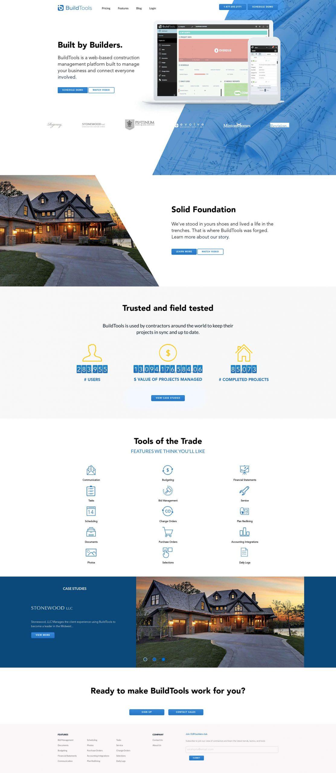 Referencia weboldal crestart buildtools2