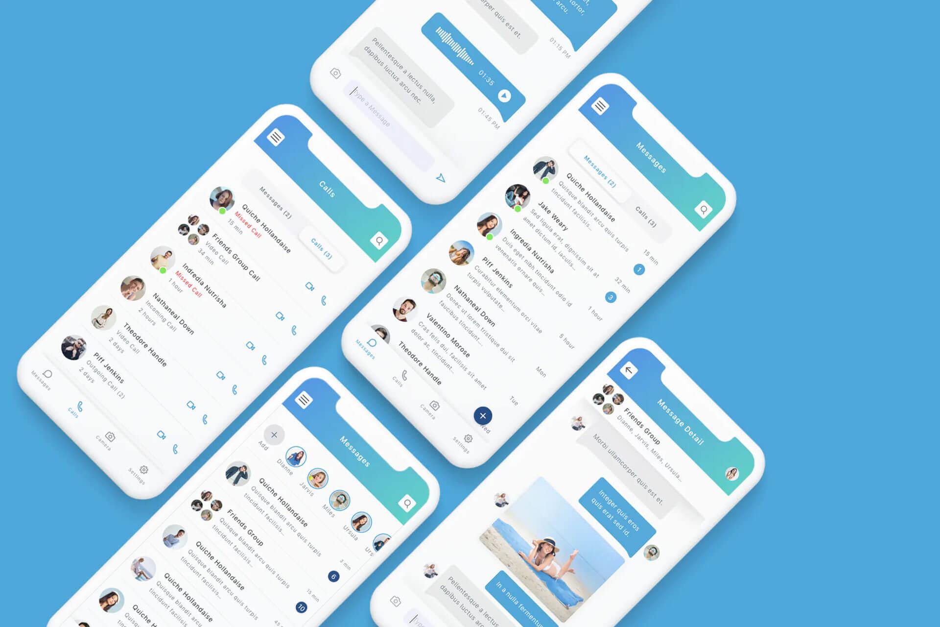 Referencia mobil alkalmazás mobilalkalmazás tervezés készít