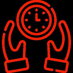 felhasználói felület idő